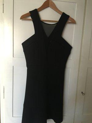 Schwarzes Kleid Sandro NEU