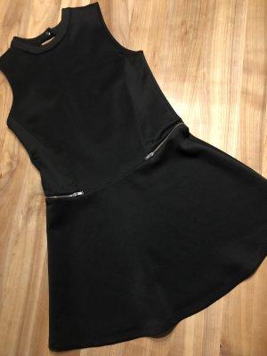 Schwarzes Kleid - tiefer Rücken - NEU - M