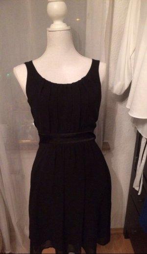 Schwarzes Kleid Vera Mont hoher Neupreis 32/34