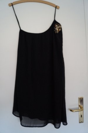 Schwarzes Kleid, Vero Moda, XS
