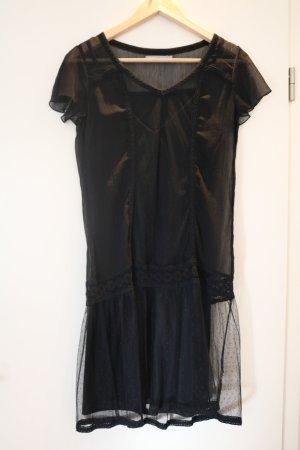 Schwarzes Kleid von 3 Suisses