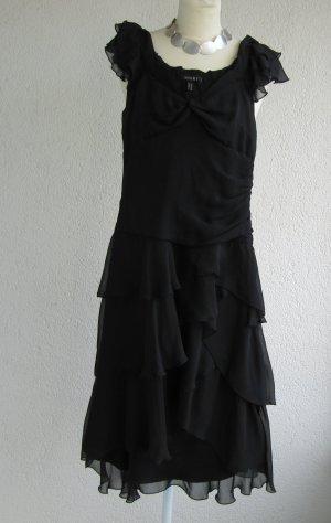 Schwarzes Kleid von Apart in Gr. 34
