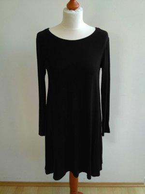 schwarzes Kleid von asos in 38