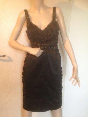schwarzes Kleid von BANDOLERA