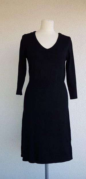 schwarzes Kleid von Fabiani in Gr. 36