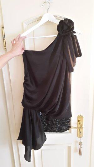 Schwarzes Kleid von Forever Unique, Gr. 36