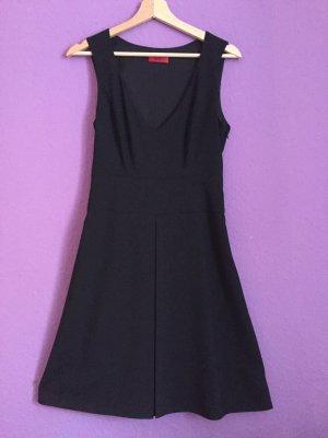 schwarzes Kleid von Hugo Boss