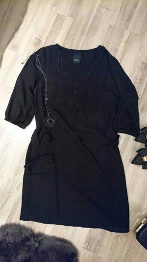 Schwarzes Kleid von ICHI in 38