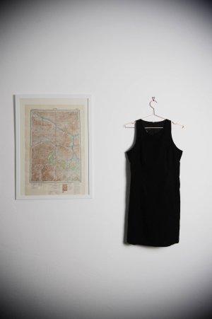 schwarzes Kleid von Mango