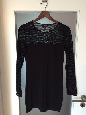 Schwarzes Kleid von Mango Größe M Neu