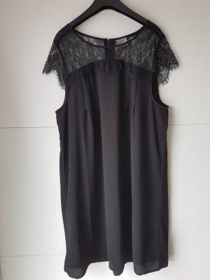 Schwarzes Kleid von Only mit Spitze NEU mit Etikett!