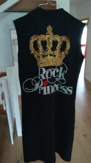 Schwarzes Kleid von Philipp Plein, Gr. S