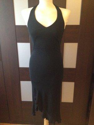 Schwarzes Kleid von Promod Triangle Cocktail Kleid Abend