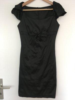 Schwarzes Kleid von Rinascimento in S