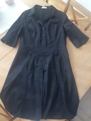 St. emile Robe chemise noir
