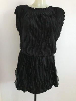 Tom Tailor Flounce Dress black