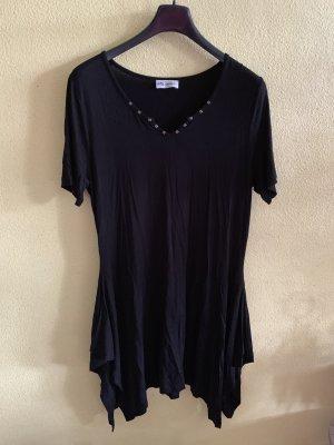 Schwarzes Kleid von Ulla Popken Gr. 42/44