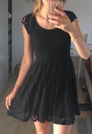 Schwarzes Kleid von Villa XS