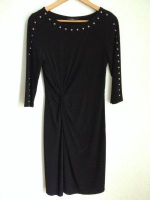 Schwarzes Kleid von Wallis