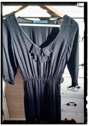 Schwarzes Kleid von Zara Basic - Größe M