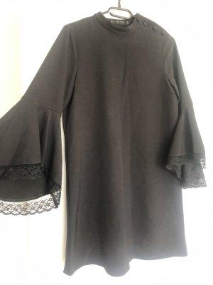 Zara Basic Jurk zwart