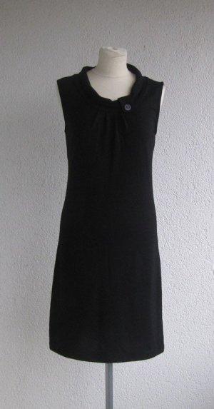 schwarzes Kleid von Zero in Gr. 36