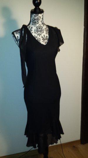 schwarzes Kleid Yessica