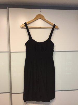 Apanage Jurk zwart Polyester