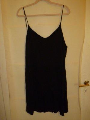H&M Pinafore dress black