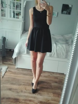 Schwarzes kurzes Kleid von H&M