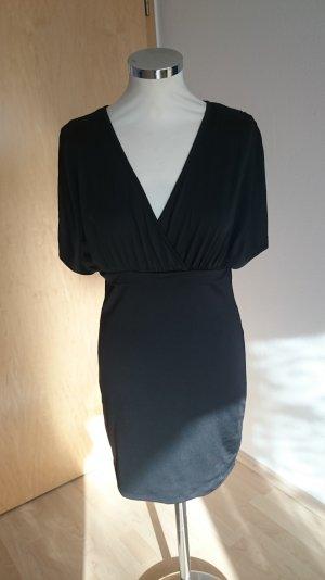 Schwarzes kurzes Kleid von Melrose