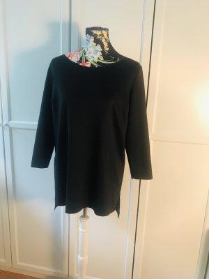 s.Oliver Vestido tipo túnica negro
