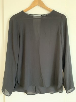 Zara Basic Haut long noir