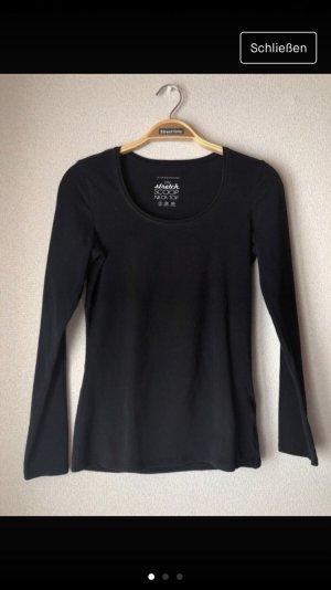 Primark Boatneck Shirt black