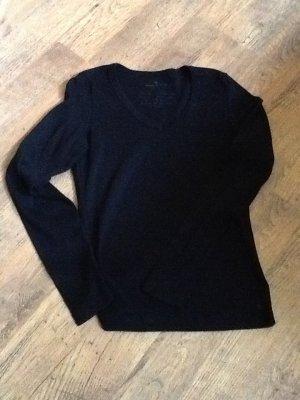 Schwarzes Langarmshirt von Tom Taylor,Größe M