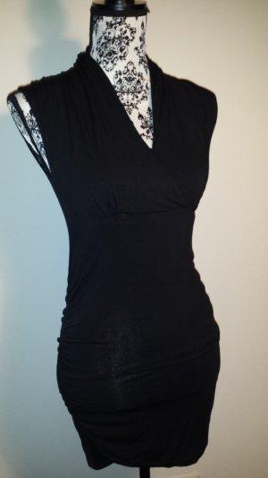 schwarzes langes Shirt von Laura Scott