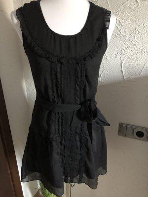 Schwarzes leichtes Kleid von Street One - Gr. 36 / S