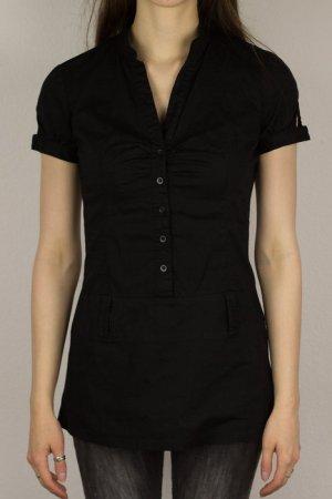 Schwarzes Longshirt von Madonna