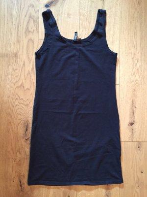 Schwarzes Longtop / Kleid von H&M