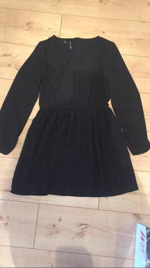 Schwarzes Mango Kleid