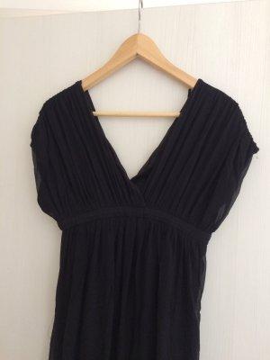 Mango Suit Maxi abito nero