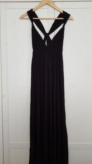 H&M Maxi Dress black