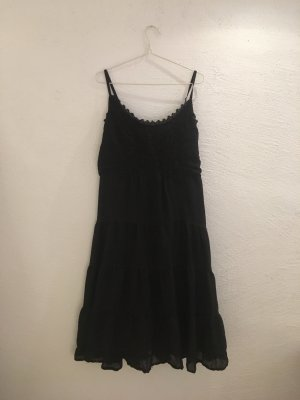 Hippie Dress black