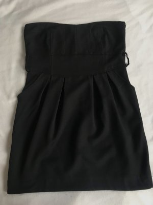 Daphnea Off-The-Shoulder Dress black