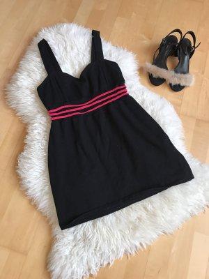 Motel Vestido elástico negro