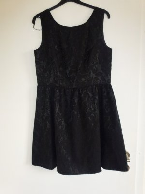 schwarzes Minikleid Gr.38