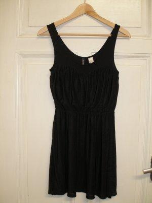 Schwarzes Minikleid von H&M