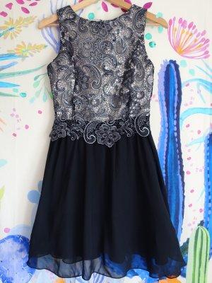 schwarzes Minikleid von Little Mistress