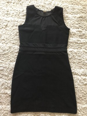 Schwarzes Minikleid XXS