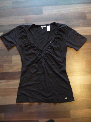 Schwarzes Miss Sixty T-Shirt
